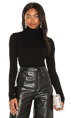 Turtleneck Long Sleeve Bodysuit AGOLDE $98