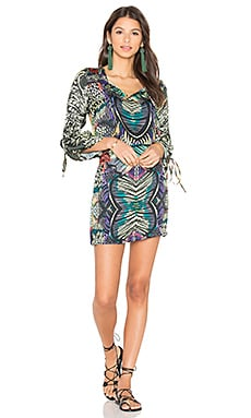 Bendito Gobio Dress in Submarine Jungle