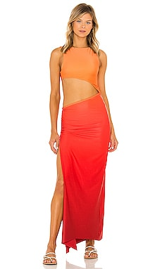 X REVOLVE Massai Dress Agua Bendita $191