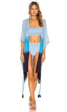 x REVOLVE Natalie Kimono Agua Bendita $125