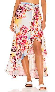 Brasil Skirt Agua Bendita $150 NEW