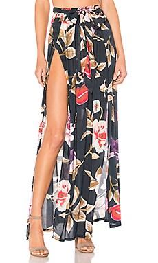 Amaia Skirt Agua Bendita $150 BEST SELLER