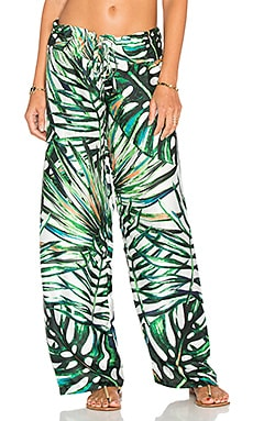 Bendito Mapora Pant in Palm Tree Explosion