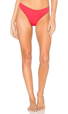 Купить Низ бикини lola - Agua Bendita красного цвета