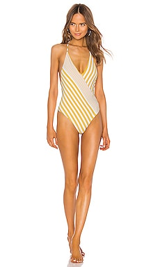Lucia One Piece Agua Bendita $105