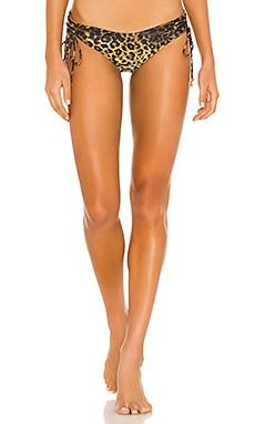 X REVOLVE Zoe Bikini Bottom Agua Bendita $80