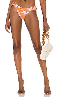x REVOLVE Rachel Bikini Bottom Agua Bendita $90