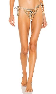 Alegria Bikini Bottom Agua Bendita $40