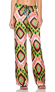 Agua Bendita Ancient Delight Bendito Bidai Pant in Multi