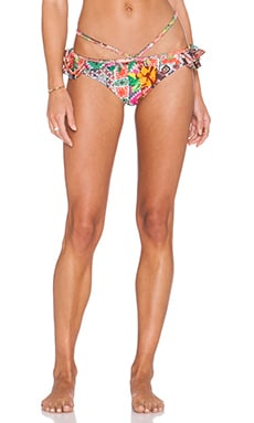 Agua Bendita Desert Nomad Bendito Duna Bikini Bottom in Multi