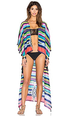 Agua Bendita Aztec Expedition Bendito Tasco Tunic in Multi