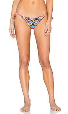 Agua Bendita Aztec Expedition Bendito Tasco Bikini Bottom in Multi