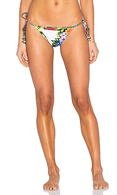 Mystic Garden Bendito Nectar Bikini Bottom in Multi