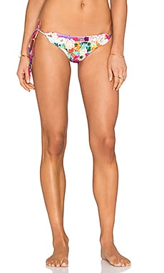 Blossom Party Bendito Azucena Bikini Bottom in Multi