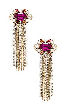 Cascade Cluster Earrings Anton Heunis $218