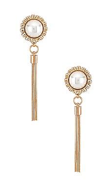 Sphere Tassel Earrings Anton Heunis $93