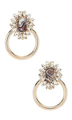 Big Ring Earring Anton Heunis $85