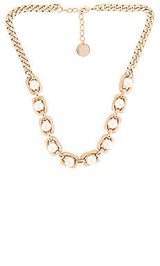 Pearl Chain Necklace Anton Heunis $60