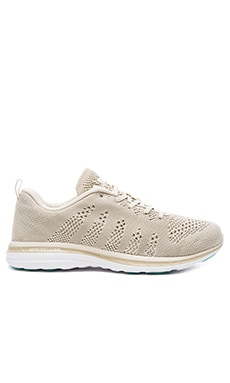 Athletic Propulsion Labs: APL Techloom Pro in Birch & Taupe