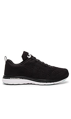 Athletic Propulsion Labs: APL TechLoom Pro in Black & Charcoal