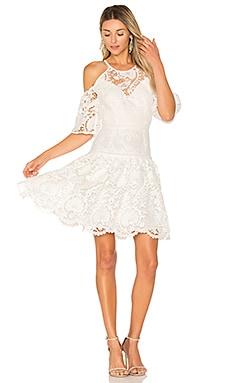 Padua Cold Shoulder Dress