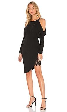 Платье с длинным рукавом valencia wave - aijek