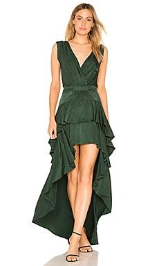Madelyn Drape Maxi Dress