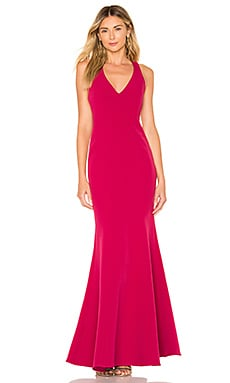Camille Fishtail Dress aijek $76 (FINAL SALE)