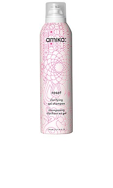 Reset Clarifying Gel Shampoo amika $25