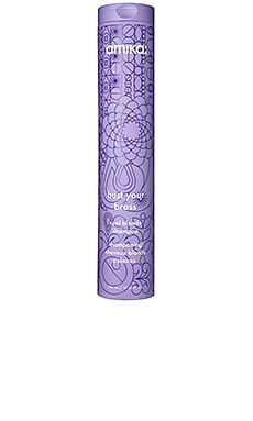 Bust Your Brass Cool Blonde Shampoo amika $24 BEST SELLER