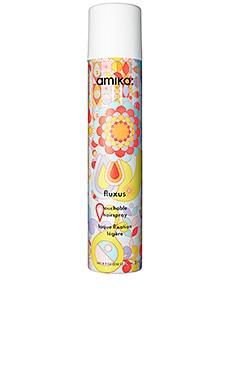 Fluxus Touchable Hairspray amika $25