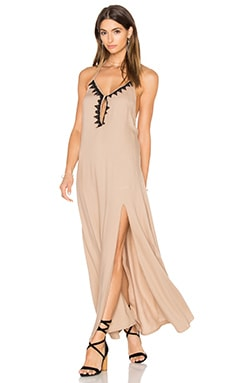 Jelita Halter Maxi Dress