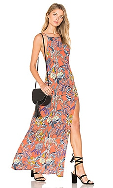 Arrow Maxi Dress in Sunrise Floral