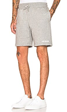 Logo Camper Shorts Aime Leon Dore $125