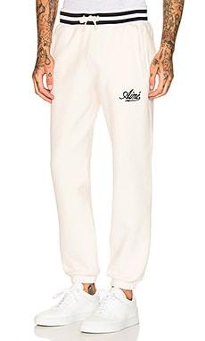 Reverse Fleece Pants