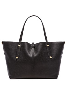 Small Isabella Tote in Black