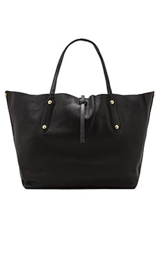 Large Isabella Tote in Black