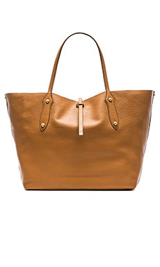 Large Isabella Tote in Toffee