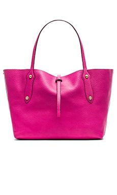 Annabel Ingall Small Isabella Tote in Fuchsia