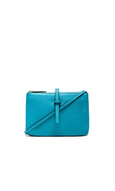 Annabel Ingall Jojo Crossbody in Turq