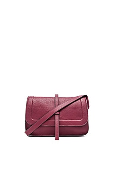 Annabel Ingall Gabriel Messenger in Burgundy