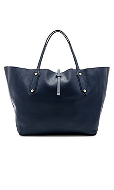 Annabel Ingall Large Isabella Tote in Navy