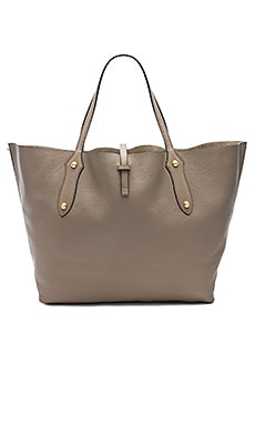 Isabella Large Tote in Putty