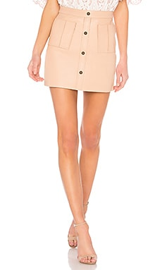 Shrimpton Mini Skirt