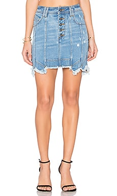 Crawford Mini Skirt
