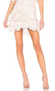 Myall Ruffle Skirt