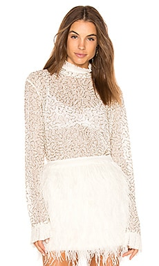 Themeda Embellished Top Aje $143