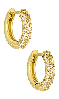 BOUCLES D'OREILLES Adina's Jewels $34