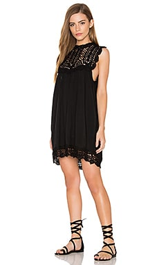 Manor Dress in Black