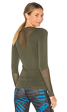 Seamless Long Sleeve Tee